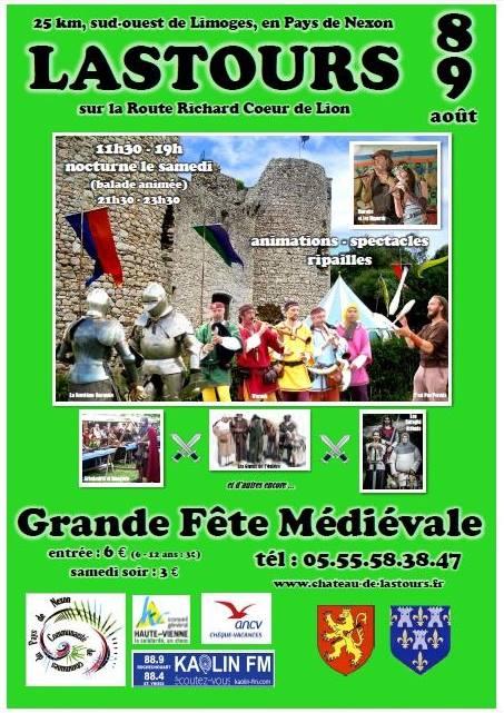 Campement médiéval du Château de Lastours 11693858_38145878...836600_n-4bf5dba