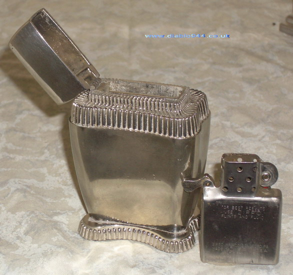 [Datation] Les Zippo Table Lighter 1950-1954-lady-br...-insert--526894f