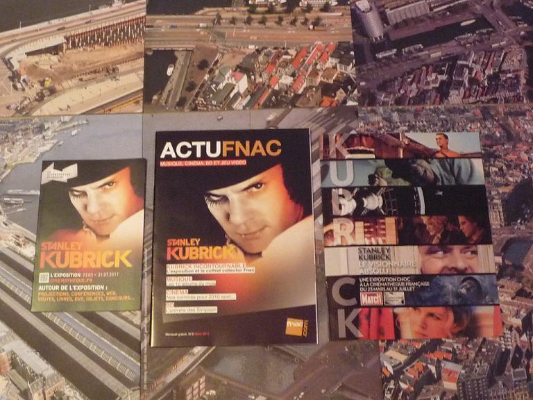 quelques livres sur 2001 odyssée de l'espace Ti85-p1230317-4974495