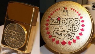 [Datation] Les Zippo Canada (Niagara Falls, Ontario) Zippo_50th_annive...ada_coty-5237204