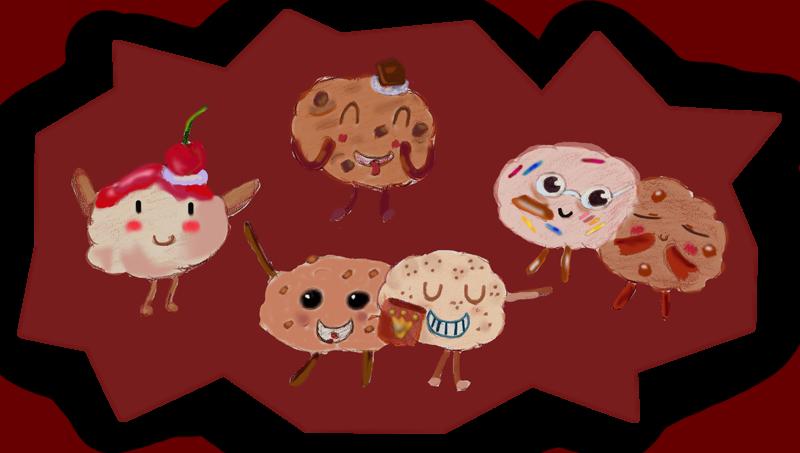 Les Cookies tout dur Index du Forum