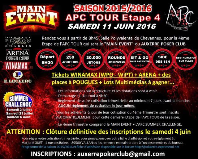 Main Event APC 11 Juin 2016 Affiche-me-2016-4f64cd4