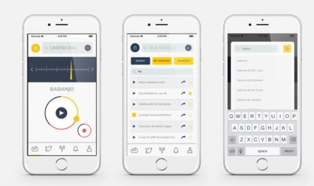 Babanjo Radio FM, la mejor forma de escuchar la radio desde tu iPhone o iPad