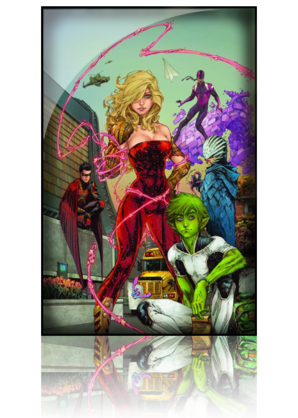 Teen Titans Annual Tome 01