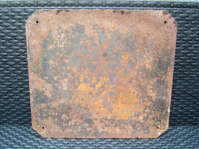 ancienne plaque emaill bistro cabine t l phonique godin colin cie guise aisne. Black Bedroom Furniture Sets. Home Design Ideas