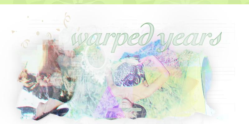 Warped Years