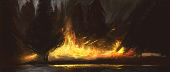 Moi et moi Forest_fire_by_el...-d6qpx9b-51ffc14