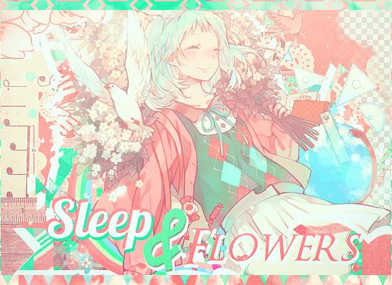 UtoPic piferie [Galerie de WizardM] Sleep-flowers-key-4905703