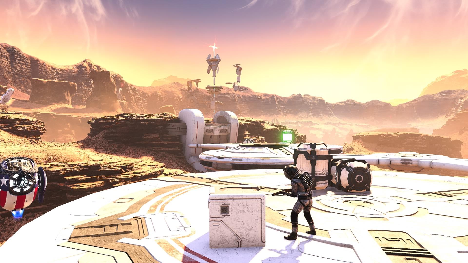 Far Cry 5 Lost on Mars