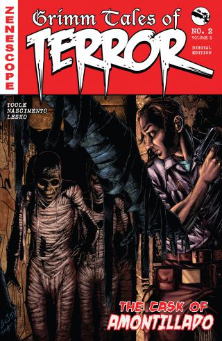 Grimm Tales of Terror Tome 02 Saison 2 French