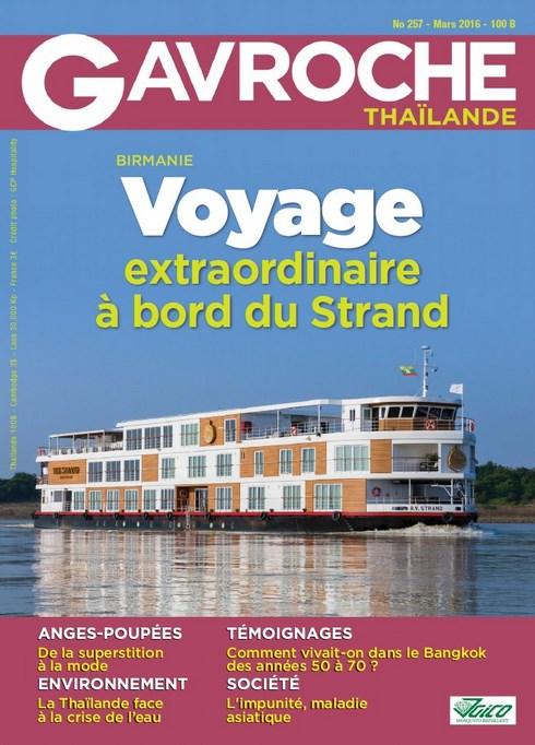 Gavroche Thaïlande n° 257