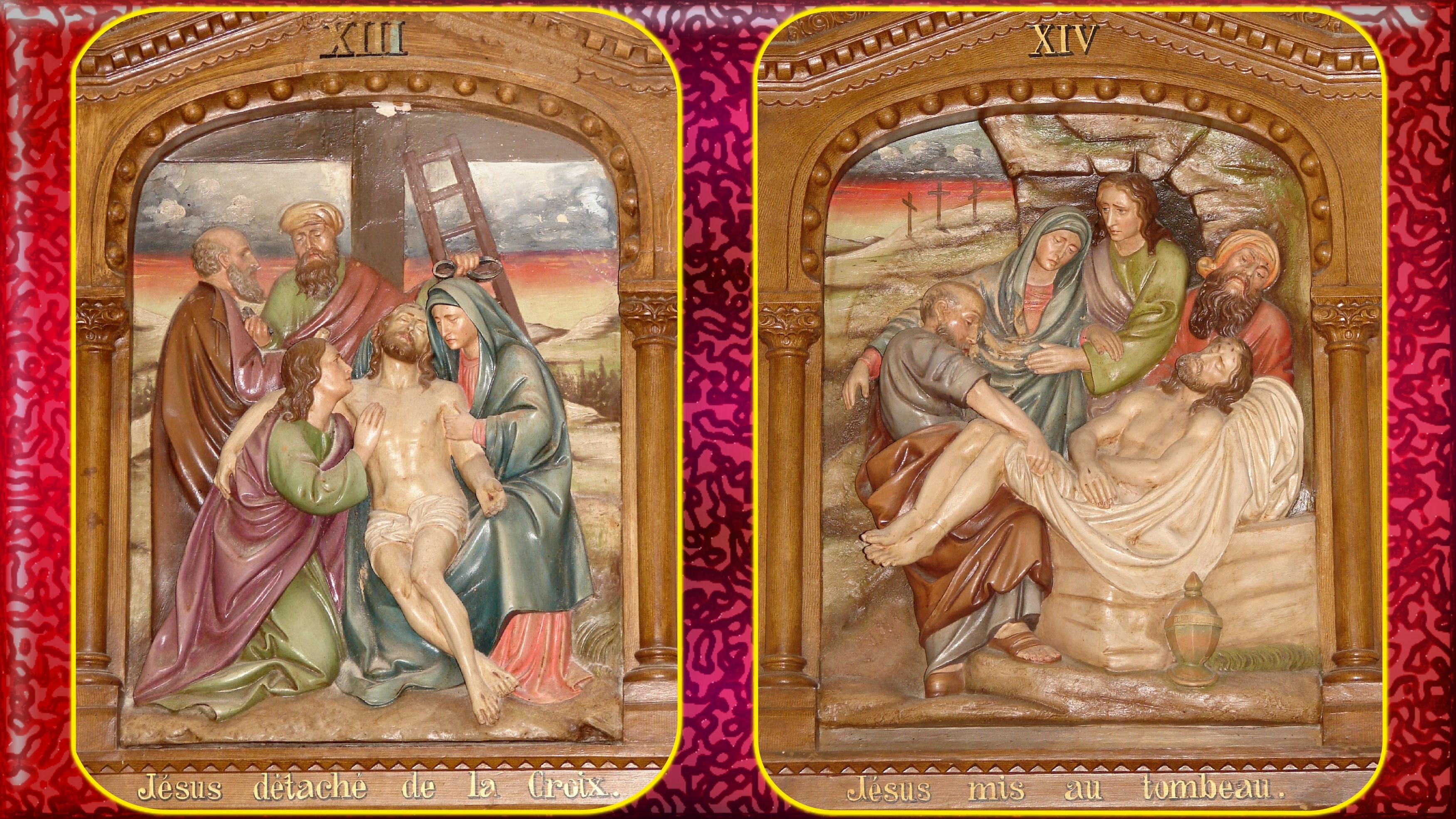 Le Rosaire en Images - Page 3 Chemin-de-la-croi...ns-13-14-5606577