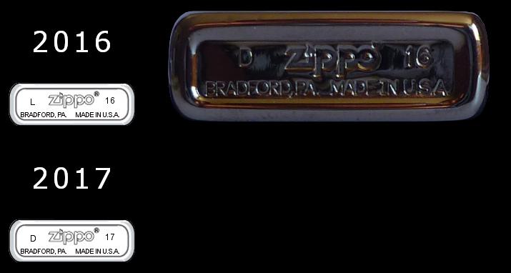 [Datation] Les Zippo Slim 2016-2017-52820c3