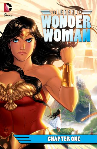 The Legend of Wonder Woman Tome 03 French