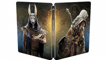 Assassin's Creed Origins Gold Edition Edition Steelbook