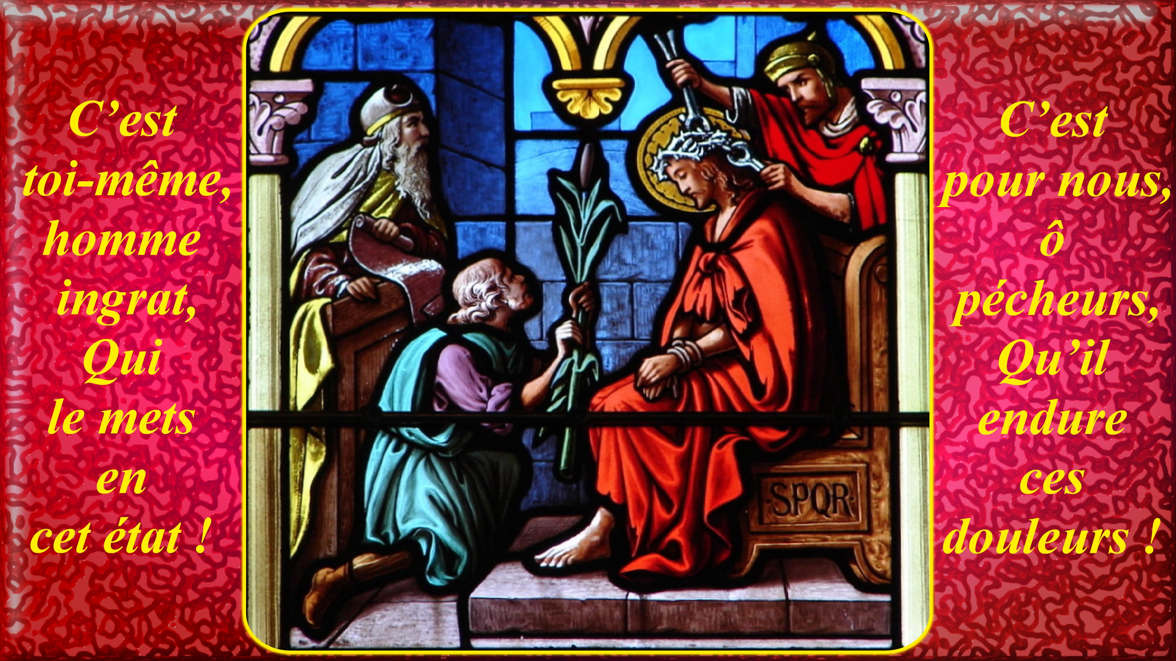 Le Rosaire en Images - Page 2 J-sus-couronn-d-pines-2--55f50b0