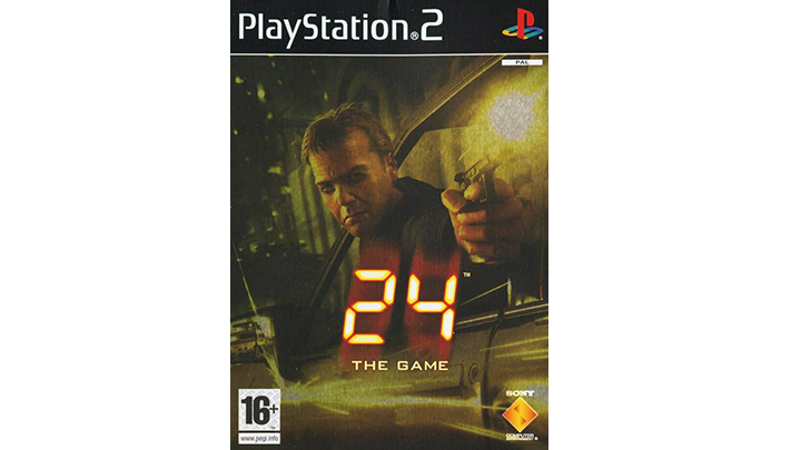 24 The Game Steelbook