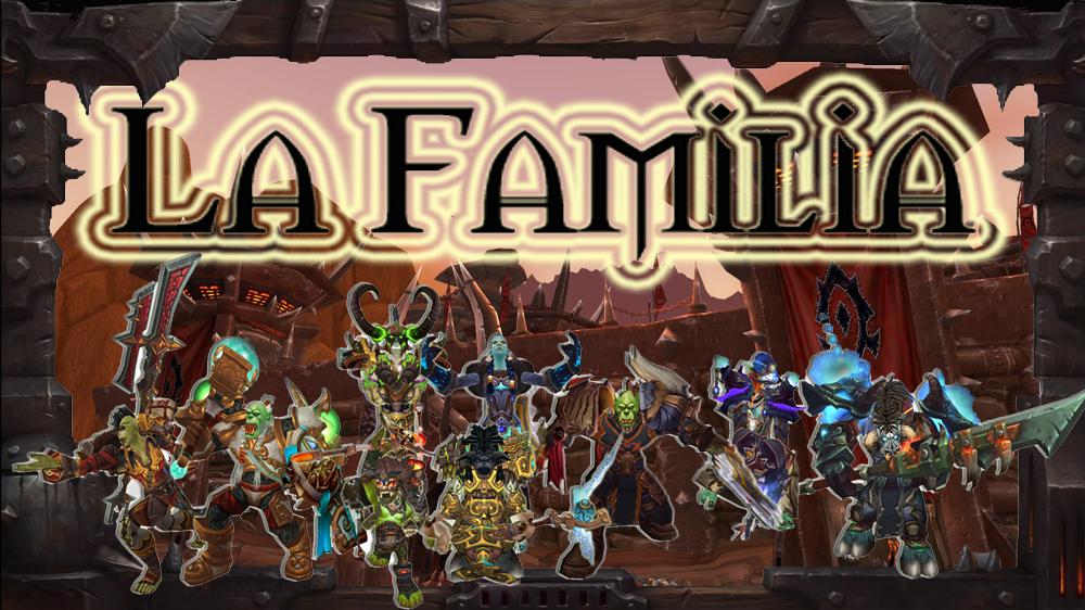 guilde la familia Index du Forum