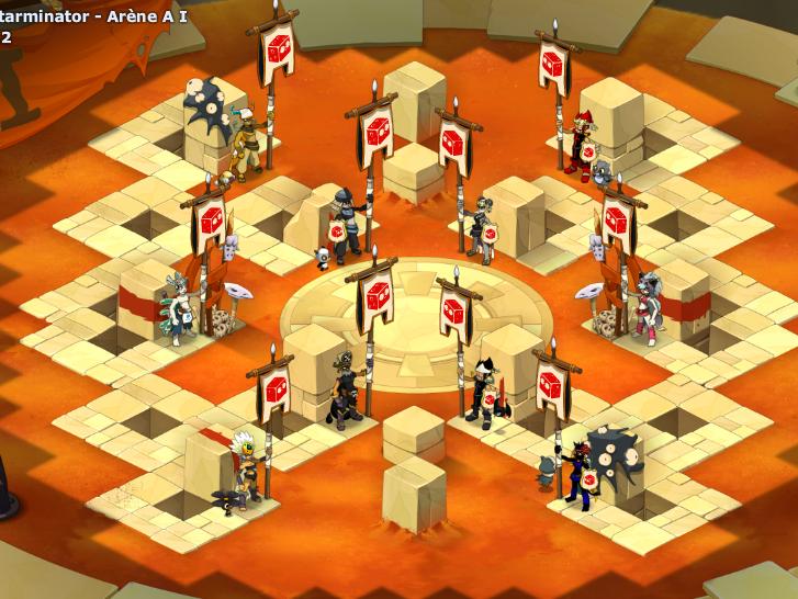 Forum de la guilde Dans ton Cube, serveur Agride