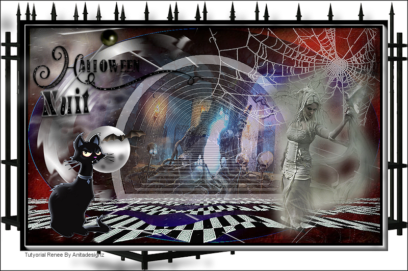 Halloween Nuit Modelo-554e963