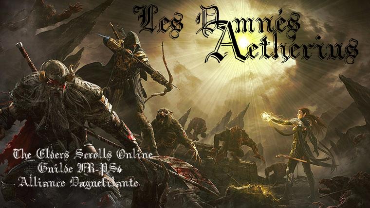 Les Damnés d'Aetherius  Index du Forum