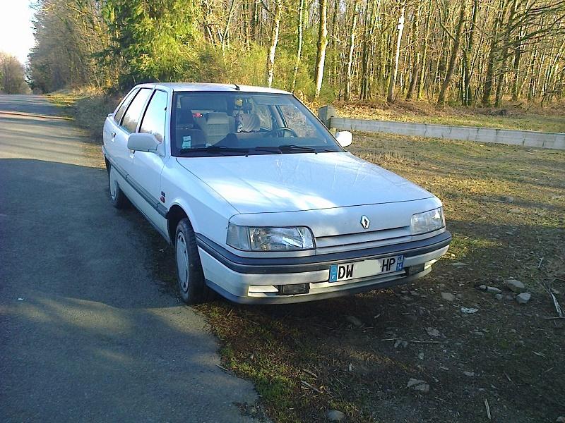 Renault 21 GTS Symphonie de 1993 4-51b1134