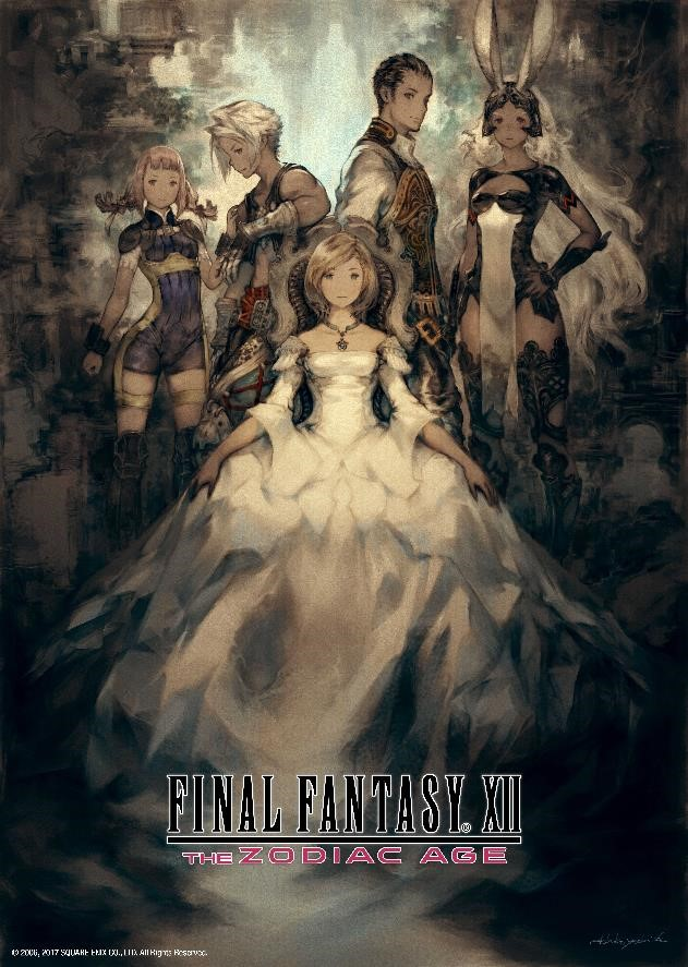 Final Fantasy XII The Zodiac Age Switch