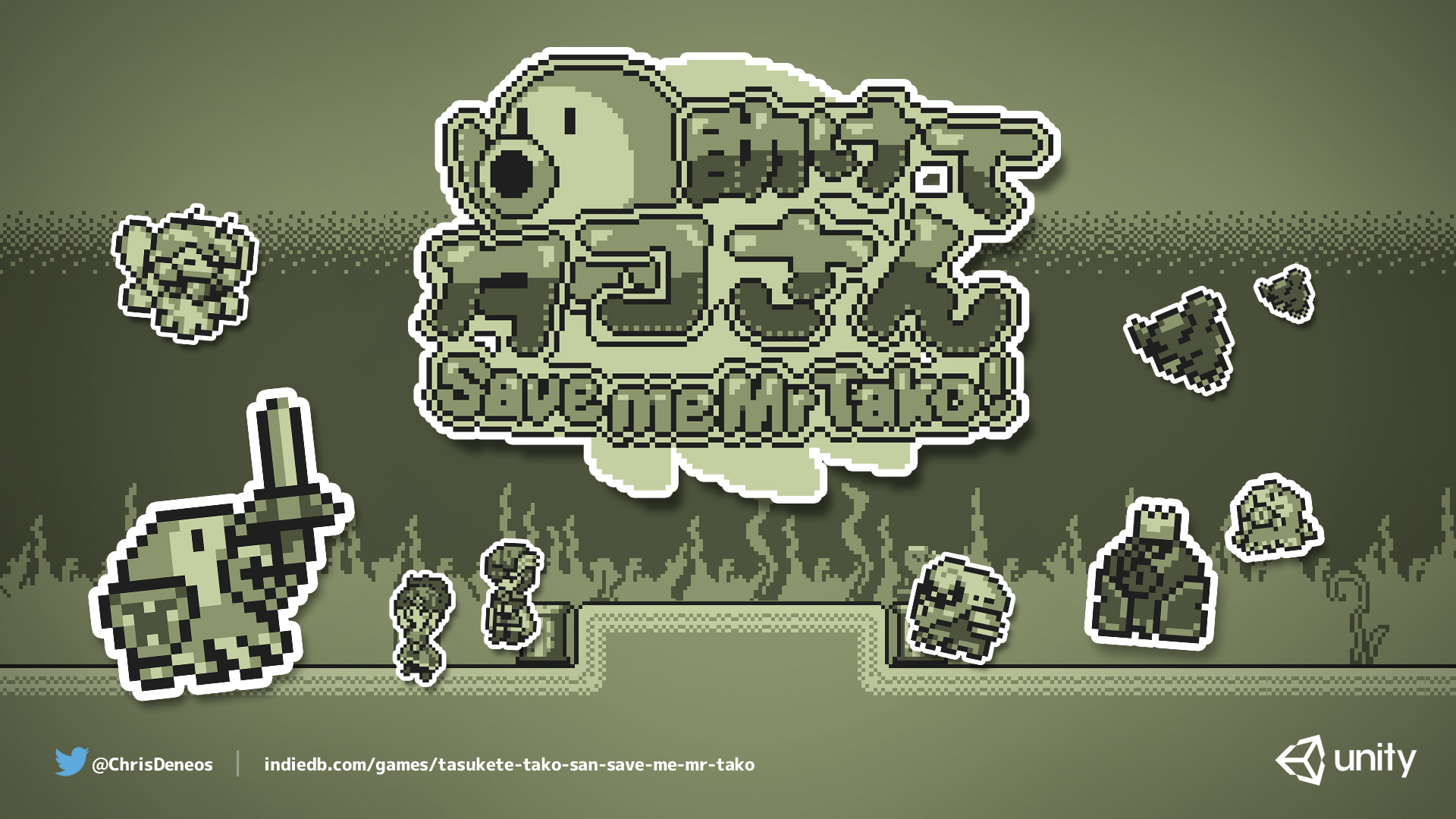 [Unity] Tasukete Tako-San : Save me Mr Tako (demo !) - Page 3 Affiche-tako2-4c86755