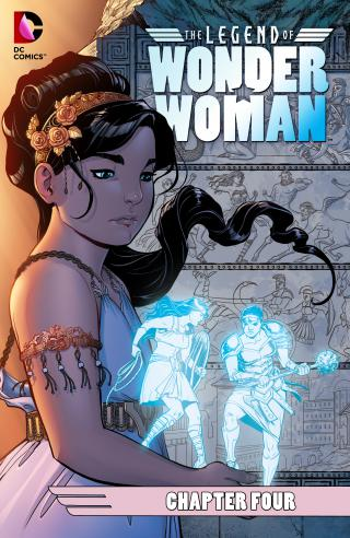 The Legend of Wonder Woman Tome 04 French