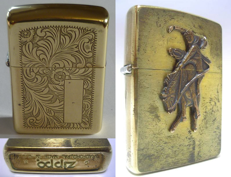 brass - [Datation] Les Zippo Solid Brass Zippo-brass-non-embouti-524a446