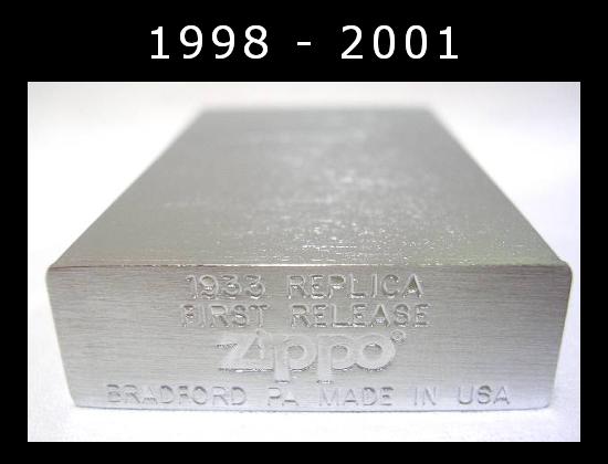 [Datation] Les Zippo 1932-1933 Replica 1998---2001-1--523a989