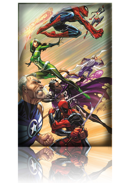 The Uncanny Avengers Tome 02 French