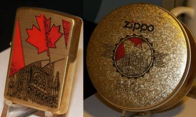 [Datation] Les Zippo Canada (Niagara Falls, Ontario) Zippo_collectible...ada_coty-5237234