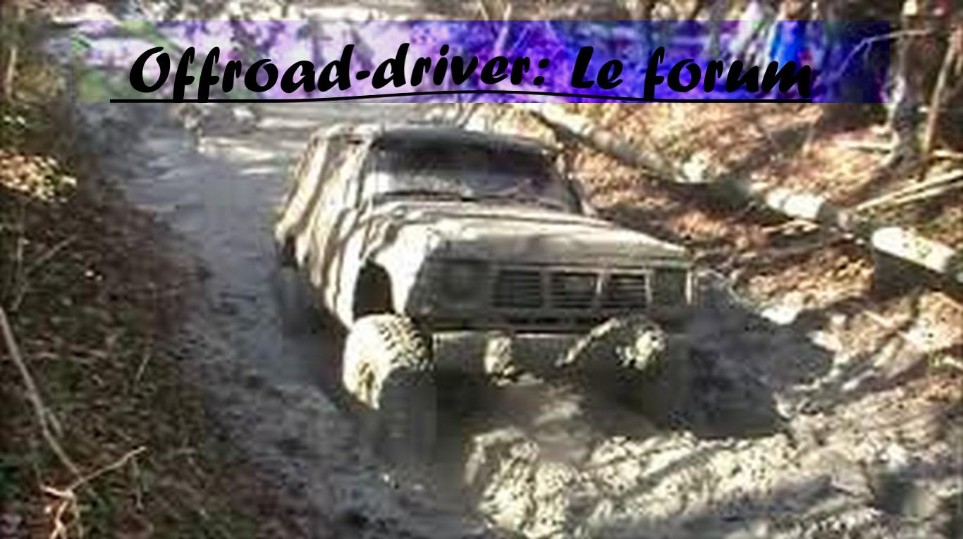 offroad-driver 4x4 Index du Forum