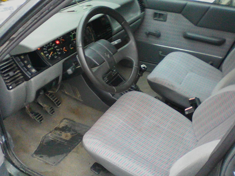 Renault 11 GTX de 1988 8-5302f1c