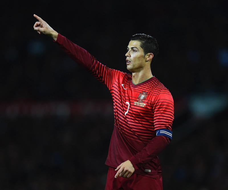 Galería Cristiano Ronaldo