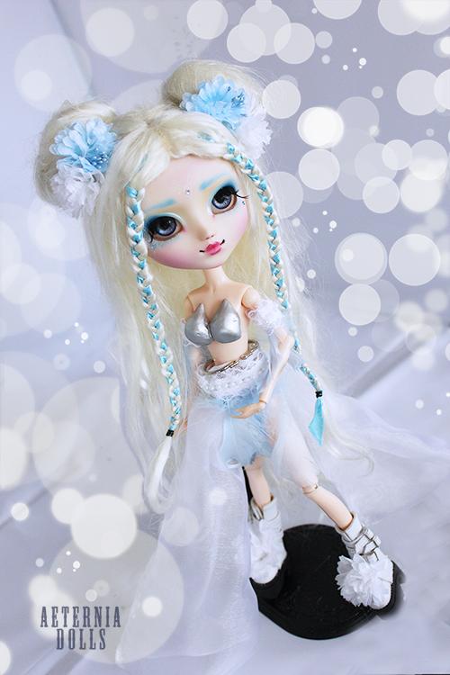 [Vente] Pullip OOAK Aeternia Dolls + Blythe & Dal stock Shiva02-5403f8b