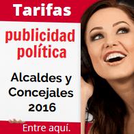 Tarifas Políticas 2016