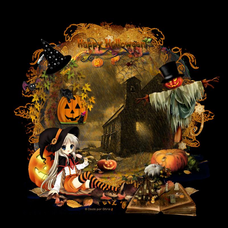 Bonjour Halloween 871-53475df
