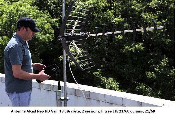 Passage au tout mpeg 4 au 5 - Orienter antenne tnt avec boussole ...