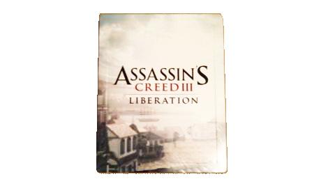 Assassin's Creed III Liberation Steelbook