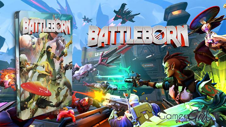 Battleborn Steelbook