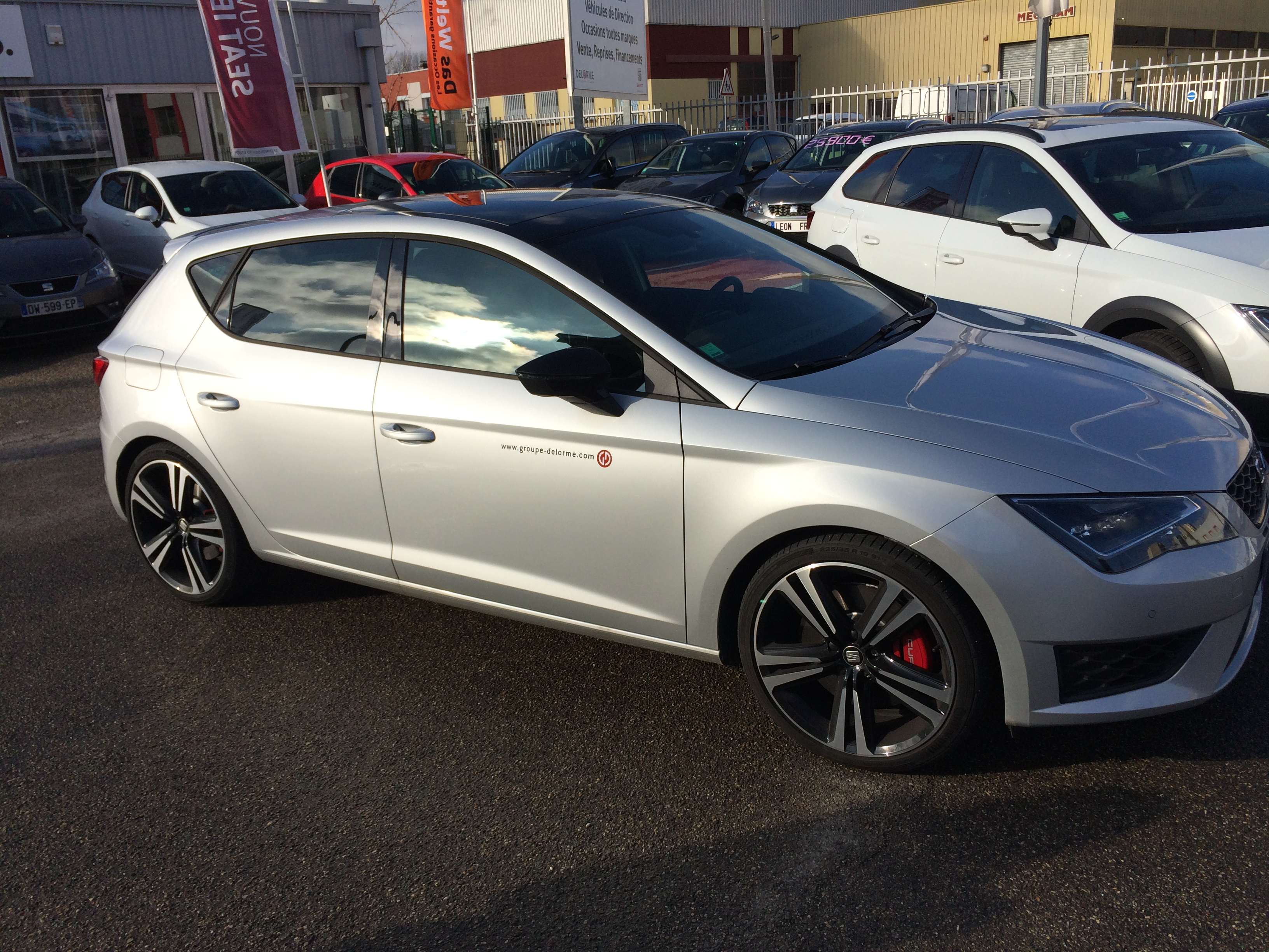 seat leon cupra 280 pr sentation seat forum marques. Black Bedroom Furniture Sets. Home Design Ideas