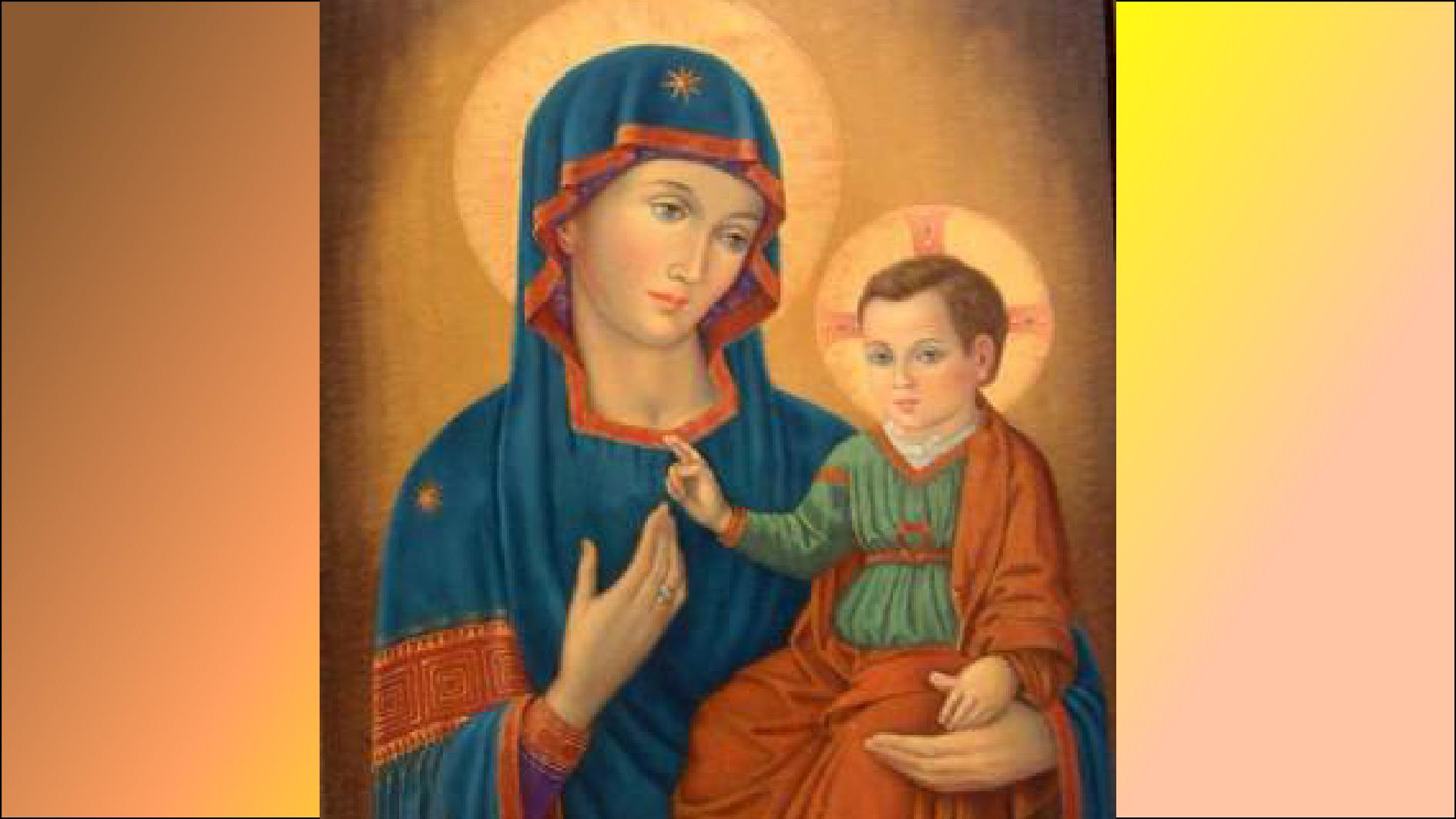 CALENDRIER CATHOLIQUE 2019 (Cantiques, Prières & Images) - Page 7 La-consolata-ou-n...solation-56844cb