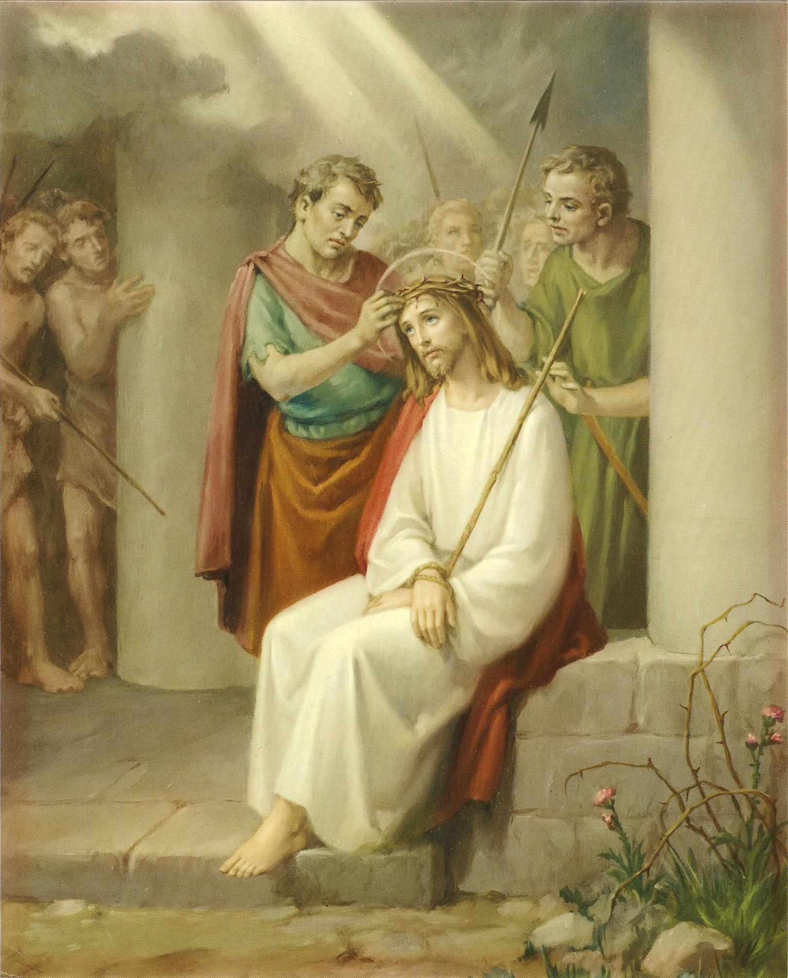 Le Rosaire en Images - Page 2 8--le-couronnement-d-pines-55935a0
