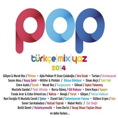 �e�itli Sanat��lar - Pop T�rk�e Mix Yaz (2014) Full Alb�m indir