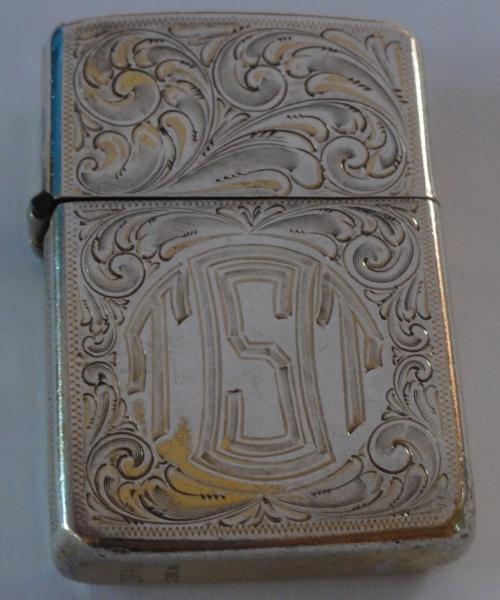 silver - [Datation] Les Zippo Sterling Silver Dsc05612-523be99