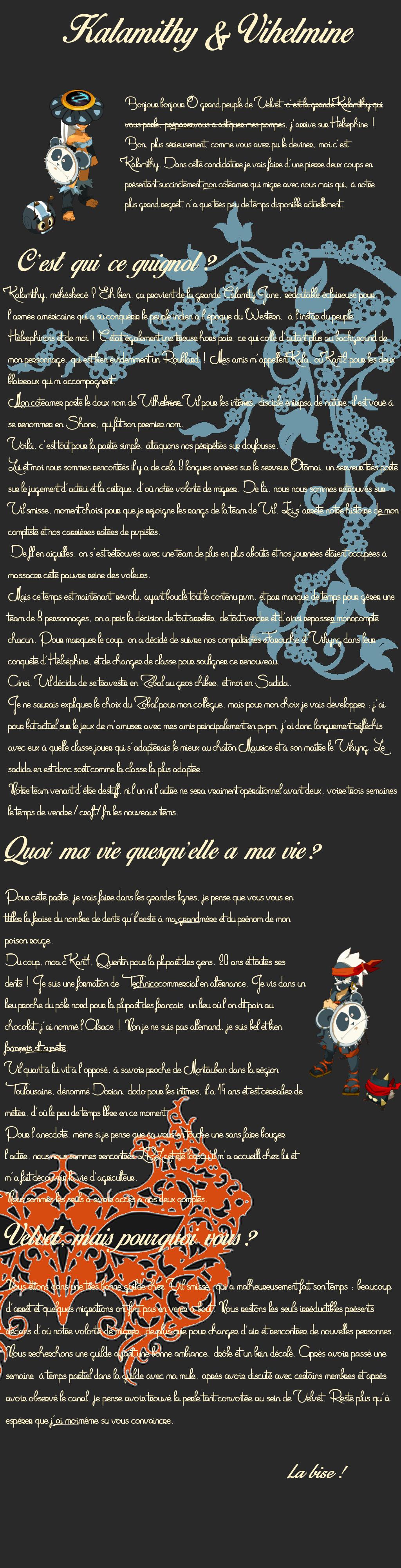 Jespèr ke vou aimer ler pavai Candid-kala-4d5833d
