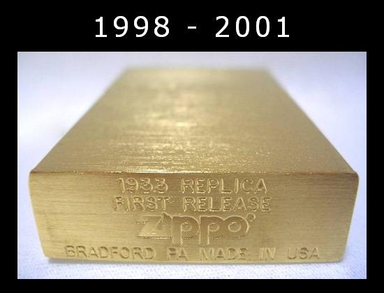 [Datation] Les Zippo 1932-1933 Replica 1998---2001-3--523a997