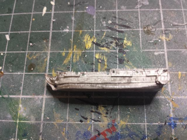 Montage de navires au 1/1200 20141111_142903-49547be